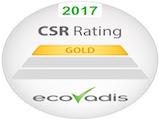 ECOVADIS GOLD